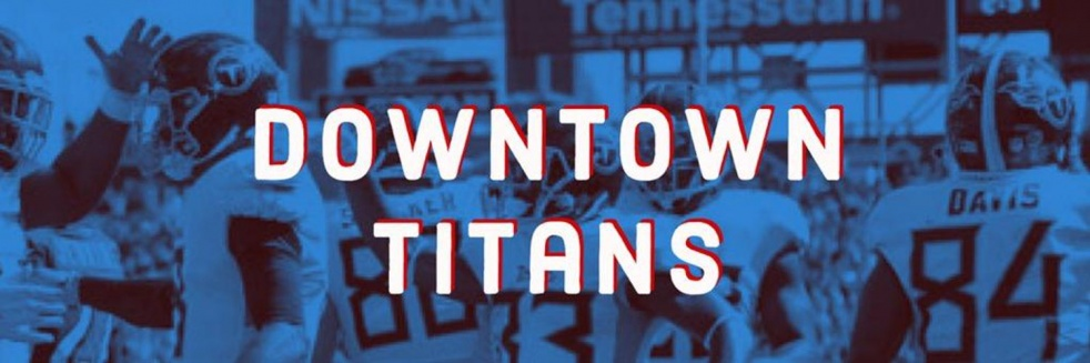 Downtown Titans Podcast - show cover
