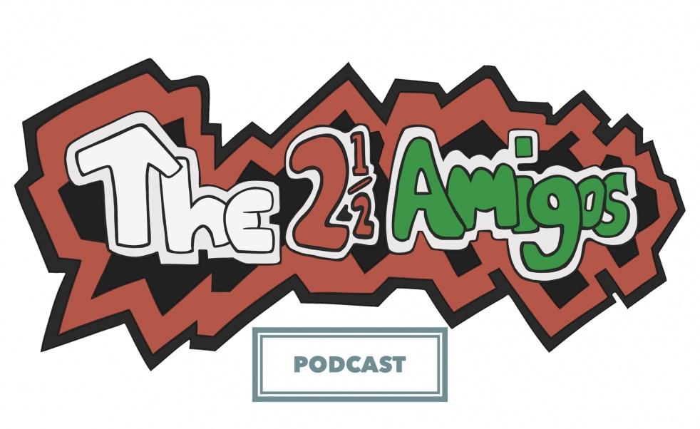 Two and a Half Amigos - immagine di copertina dello show