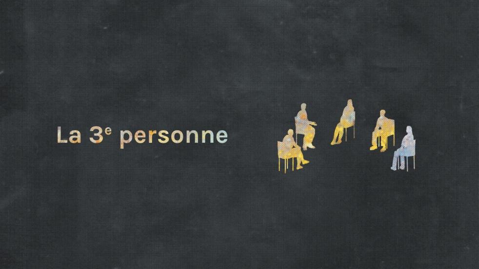 La 3e personne - immagine di copertina dello show