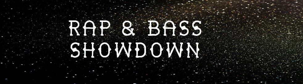 Rap & Bass Showdown - show cover