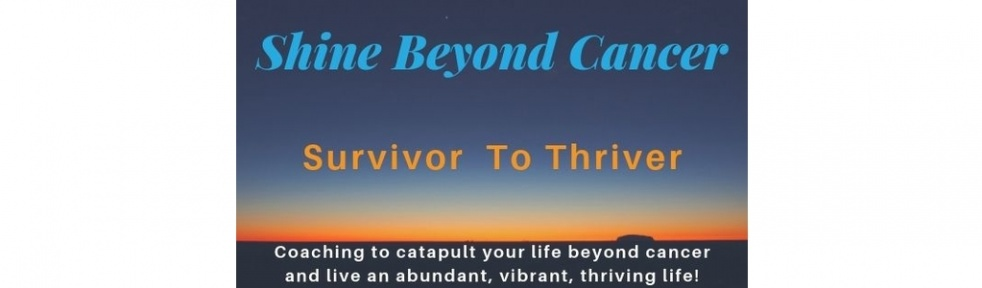 Shine Beyond Cancer - Cover Image