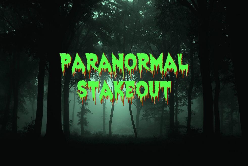 Paranormal StakeOut with Larry Lawson - imagen de show de portada