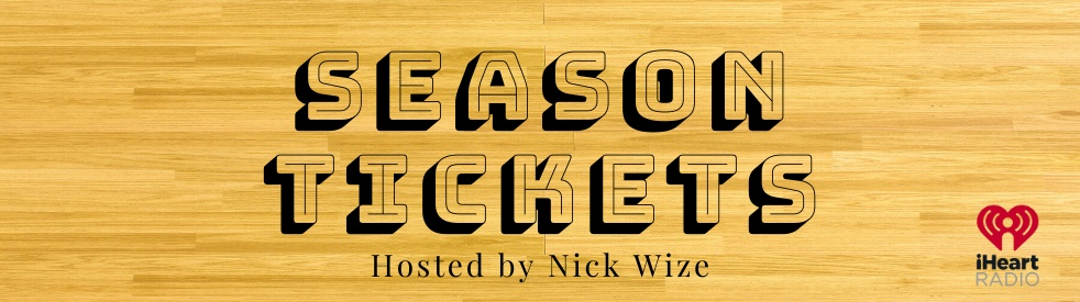 Season Tickets With Nick Wize - Cover Image
