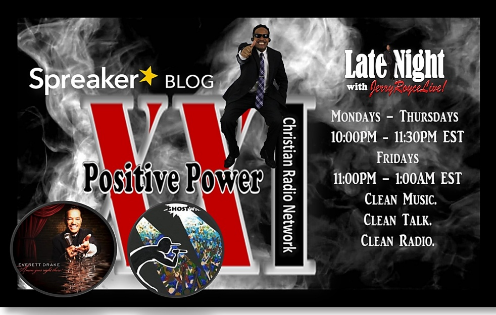 Positive Power XXi Christian Media, LLC - Cover Image