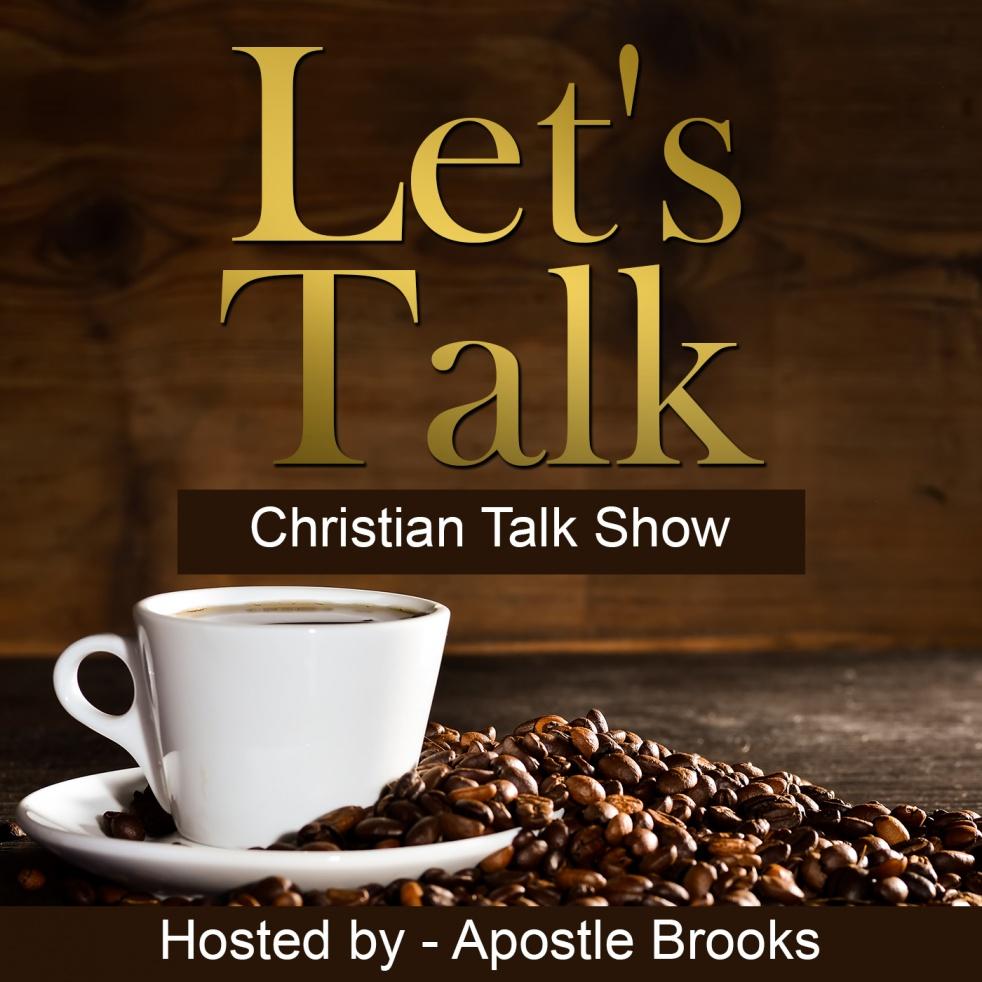 Let's Talk - immagine di copertina dello show