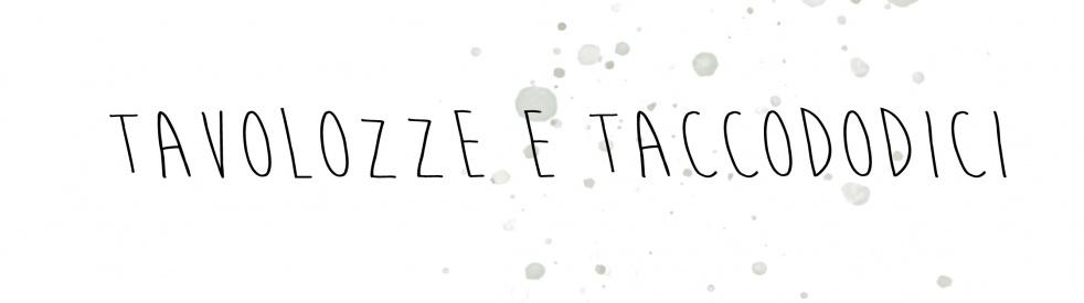 Tavolozze e Taccododici - Cover Image