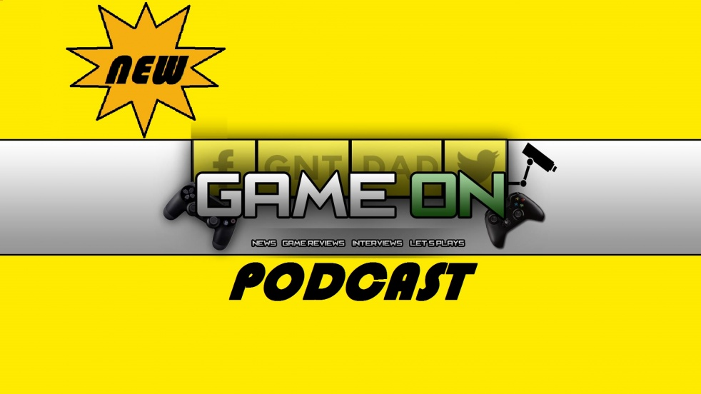 The New GameOn Podcast - Cover Image