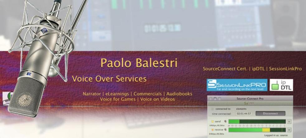 Voice Talent Life - Vita da Speaker - show cover