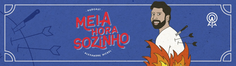 MEIA HORA SOZINHO - imagen de portada