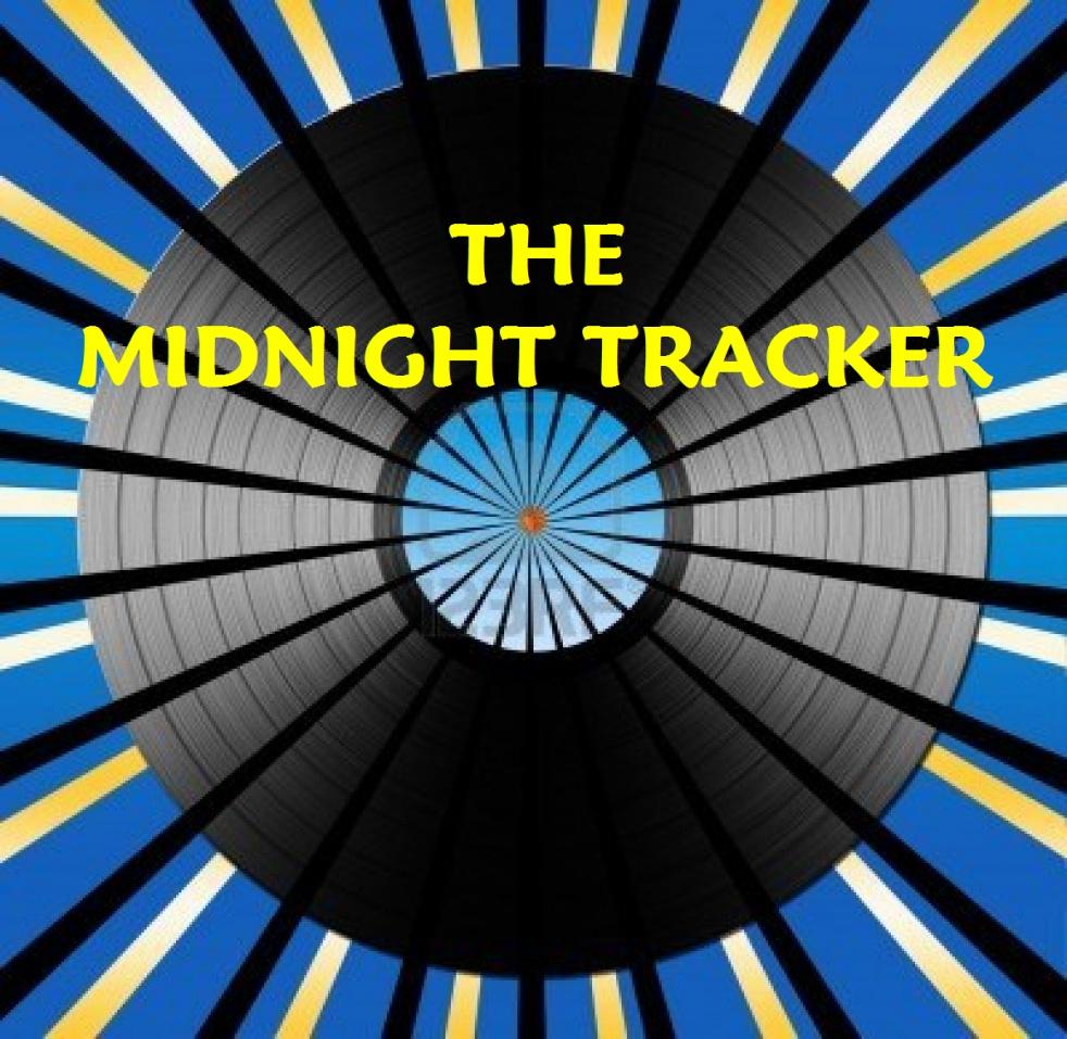THE MIDNIGHT TRACKER - imagen de show de portada