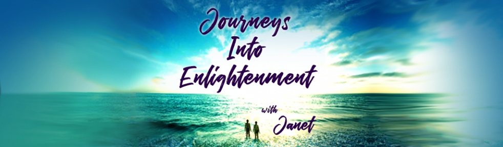 Journeys Into Enlightenment - Cover Image