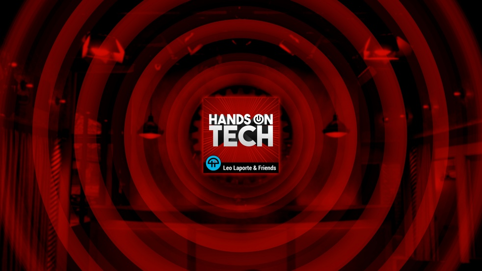 Hands-On Tech - imagen de show de portada