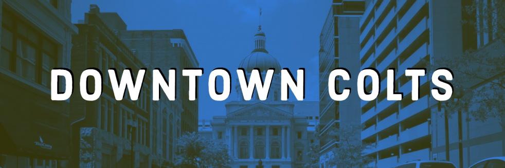 Downtown Colts Podcast - immagine di copertina dello show