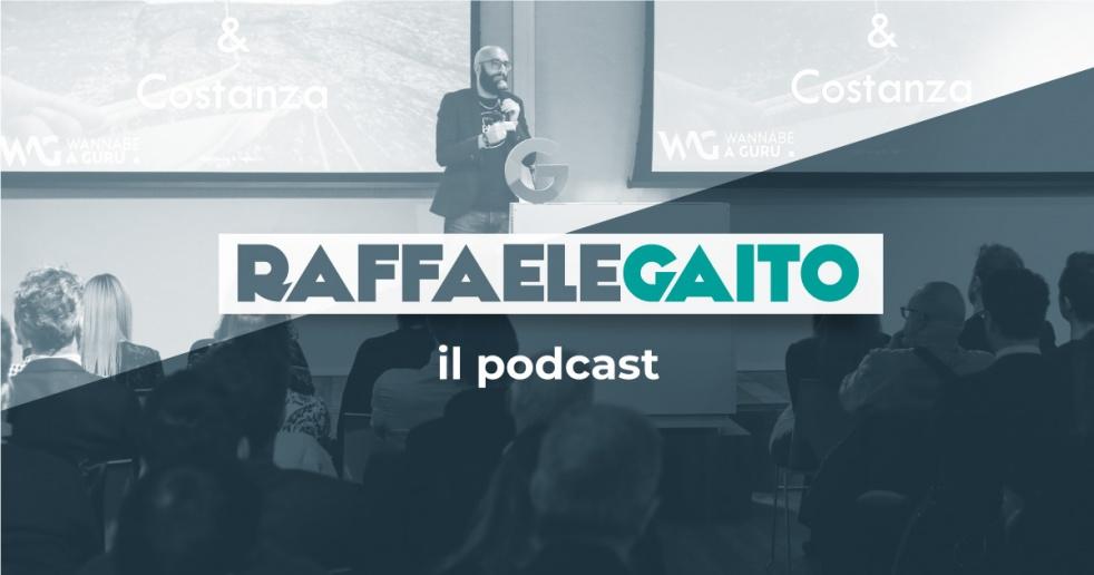 Raffaele Gaito, il podcast. - immagine di copertina