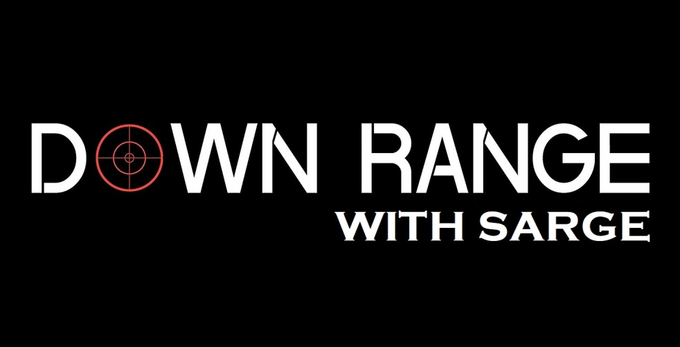 Down Range With Sarge - show cover