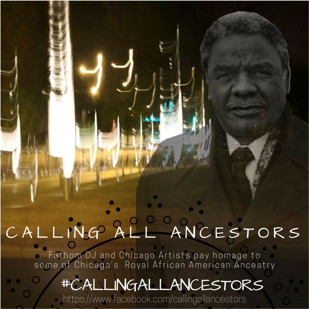 Calling All Ancestors Project - show cover