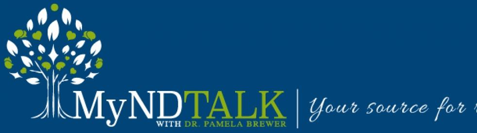 MyNDTALK with Dr. Pamela Brewer - show cover