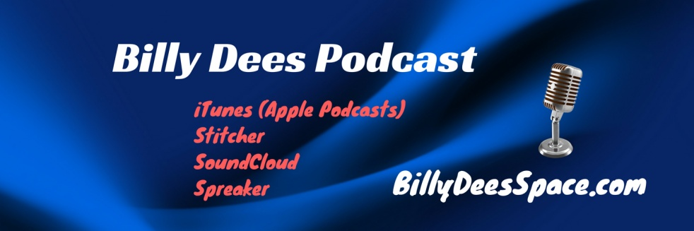 Billy Dees Podcast Show - show cover
