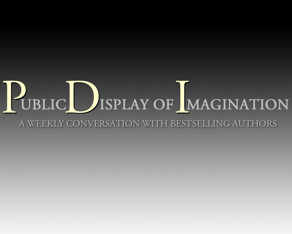 Public Display of Imagination - show cover