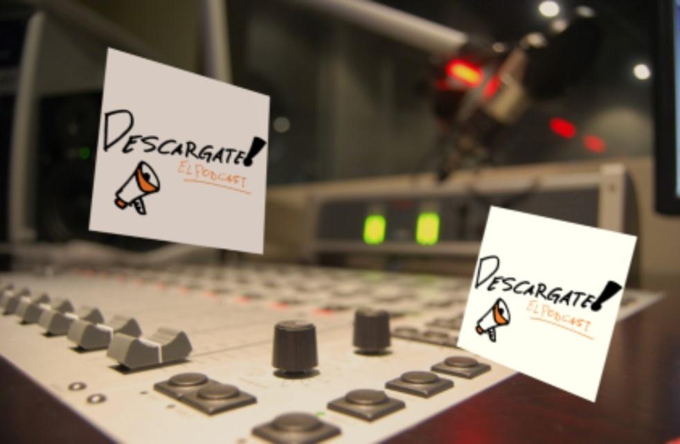 DESCARGATE, El Podcast - imagen de show de portada