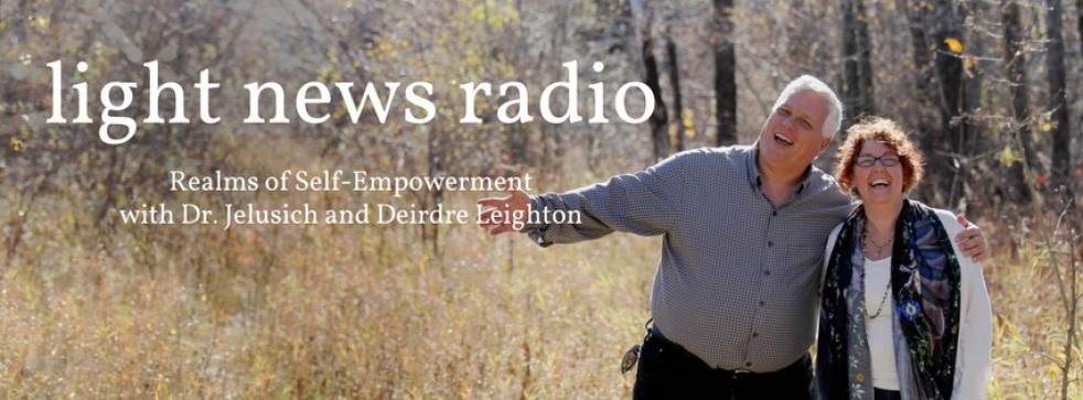 LIGHT NEWS RADIO - show cover