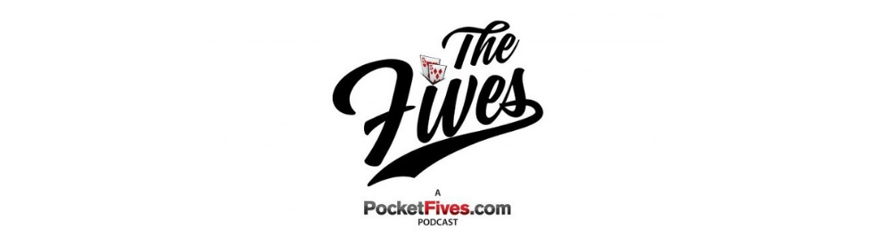 The Fives Poker Podcast - imagen de show de portada