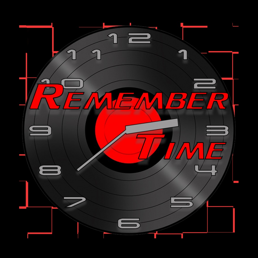 Remember Time Podcast 90 & 2000 - show cover