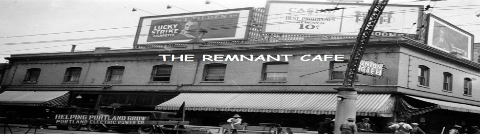 THE REMNANT CAFE RADIO - show cover