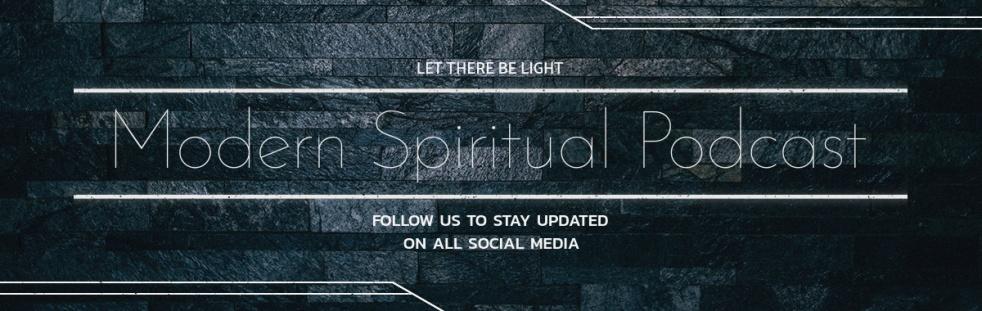 Modern Spiritual Podcast Live - Cover Image