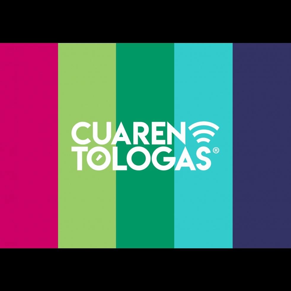 Cuarentólogas - show cover