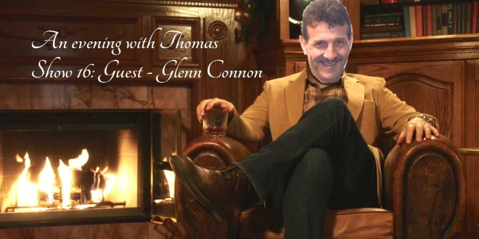 An evening with Thomas: Glenn Connon - show cover