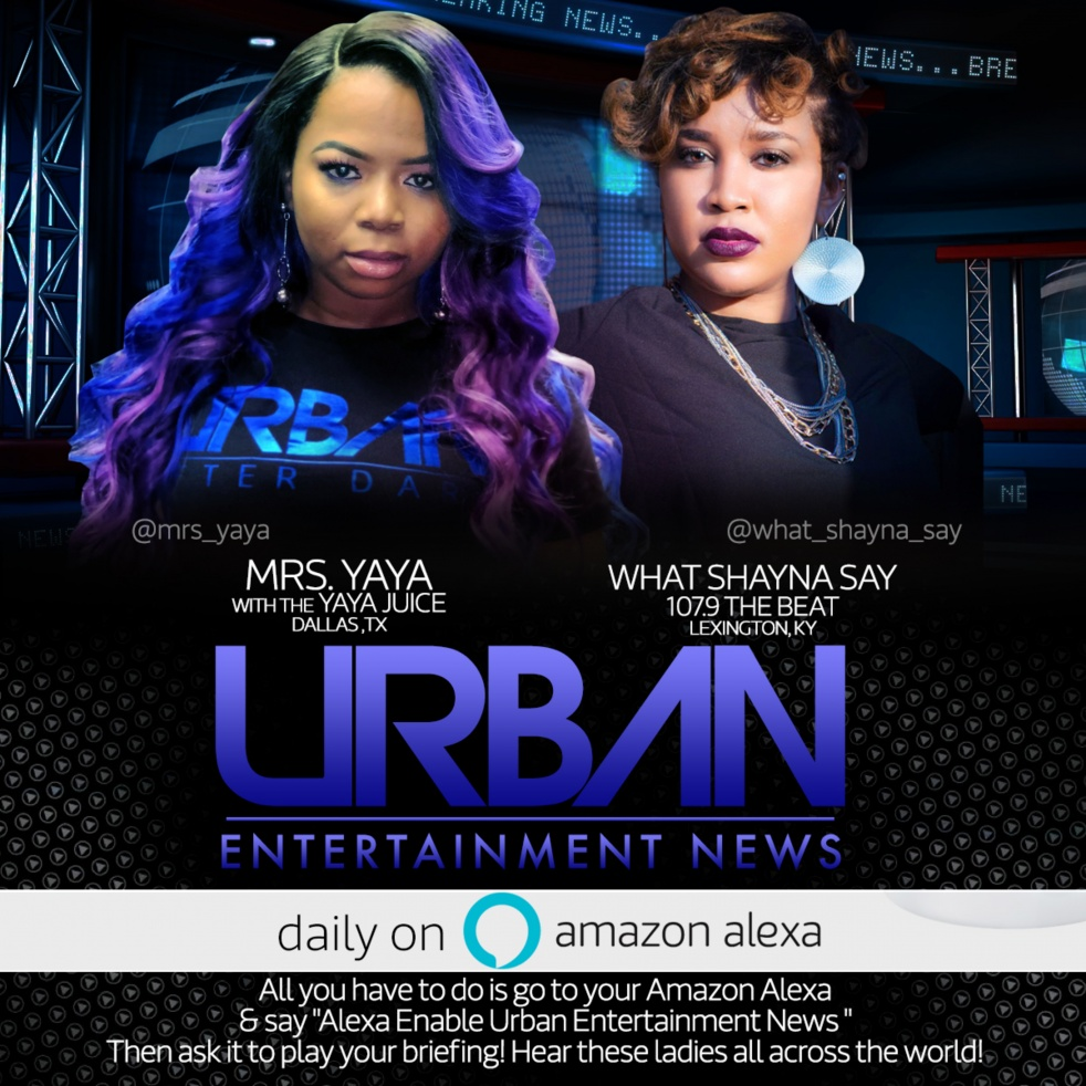 Urban Entertainment News - imagen de show de portada