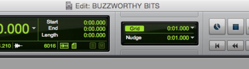 Buzzworthy Bits - imagen de show de portada