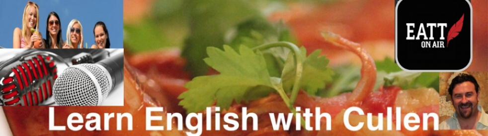 Learn English with Cullen - Cover Image