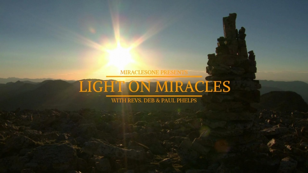 Light on Miracles: Teachings on ACIM - show cover
