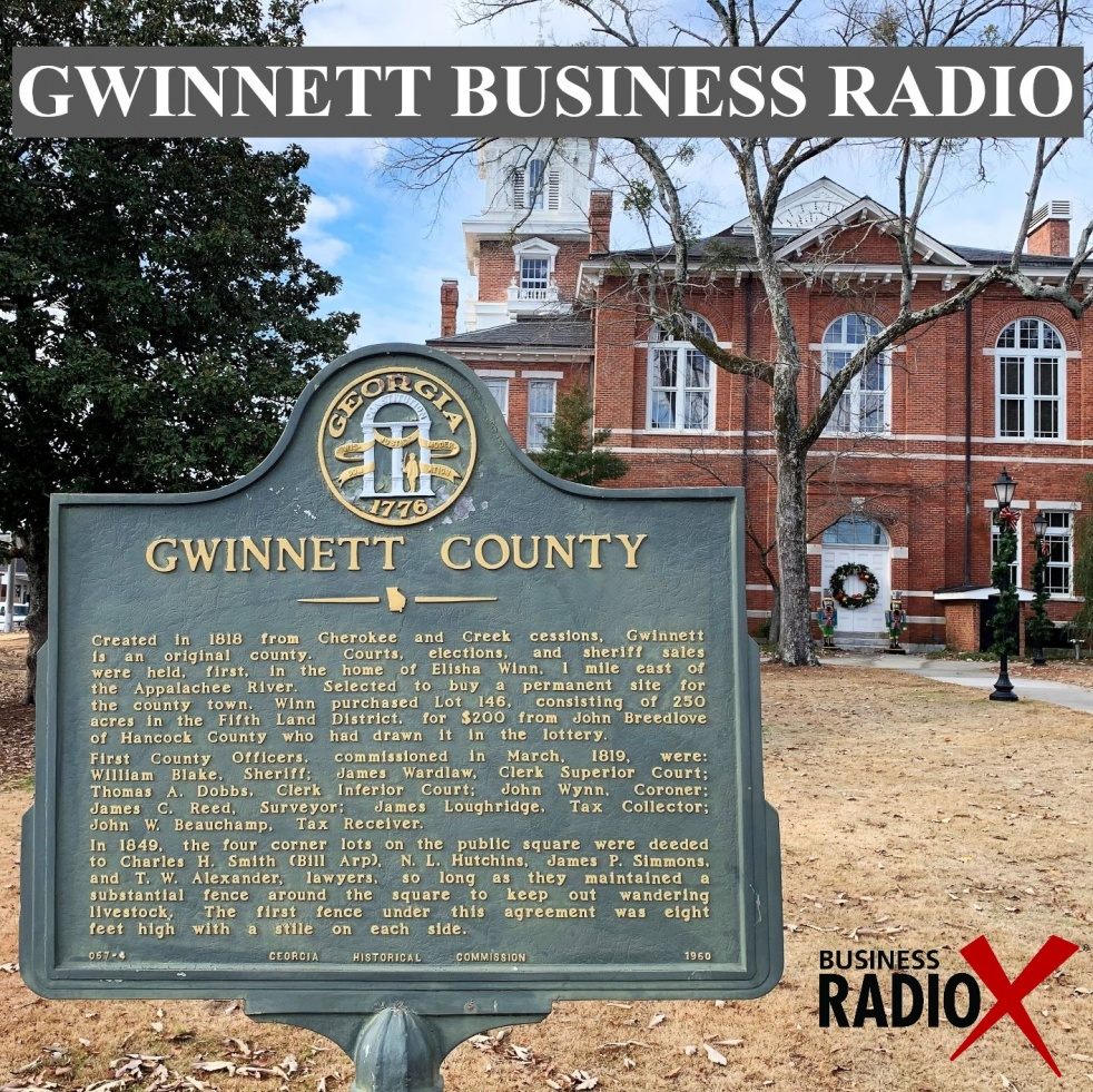 Gwinnett Business Radio - Cover Image