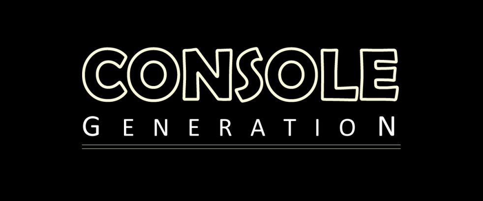 Console Generation - Cover Image