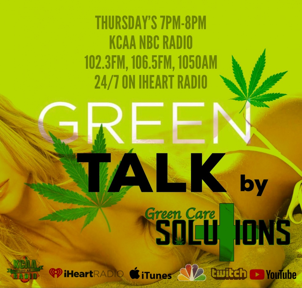 GREEN TALK by Green Care Solutions - imagen de show de portada