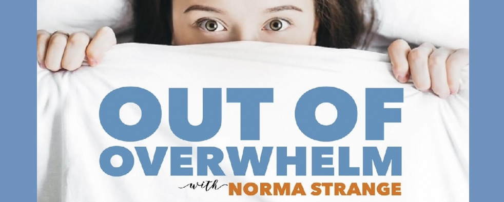 Out of Overwhelm with Norma Strange - immagine di copertina