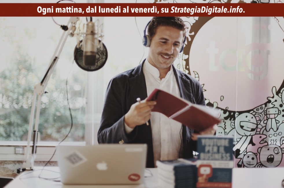 Strategia Digitale - show cover