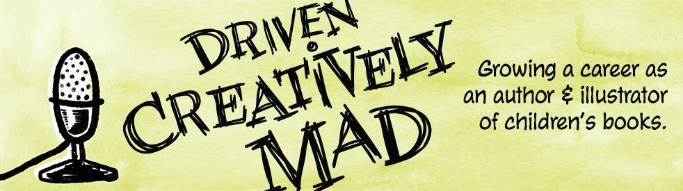 Driven Creatively Mad - show cover