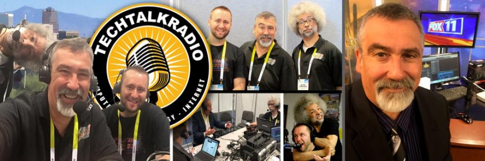 TechtalkRadio Tech and Gadget News - immagine di copertina