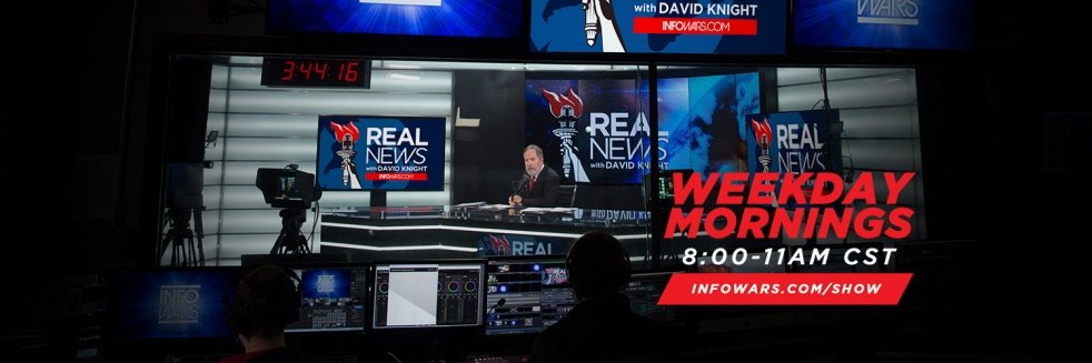 RealNews with David Knight - show cover