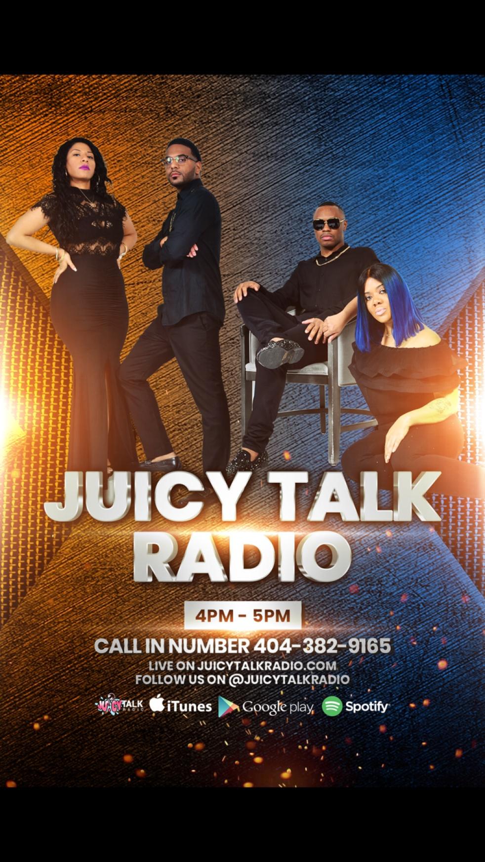 Juicy Talk Radio - immagine di copertina dello show