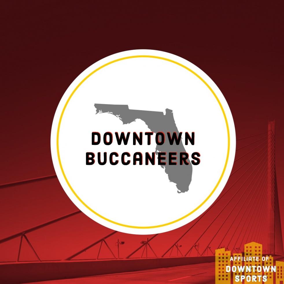 Downtown Buccaneers Podcast - immagine di copertina dello show