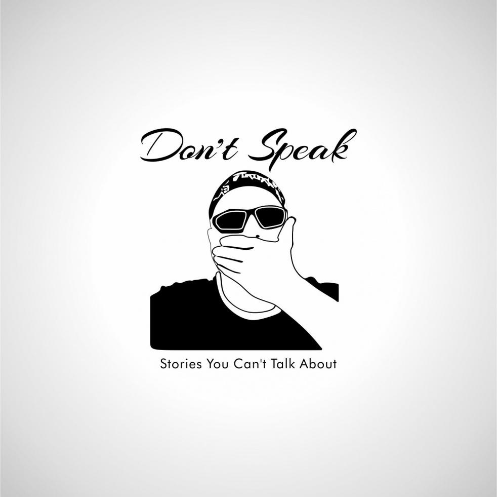 Don't Speak.. - show cover