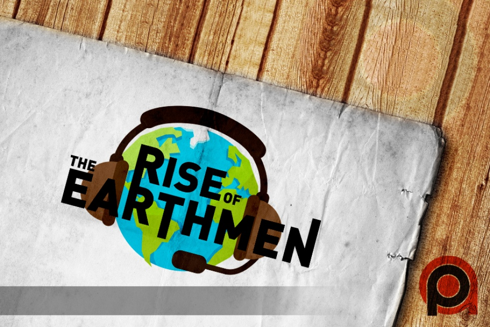 Rise of the Earthmen - Cover Image