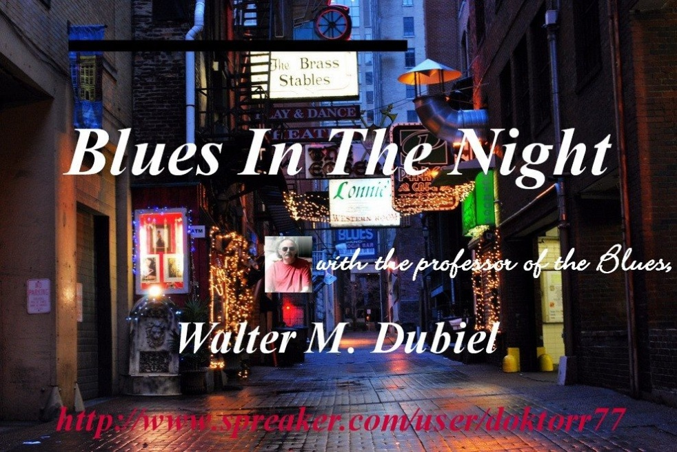 Blues in the Night - Cover Image