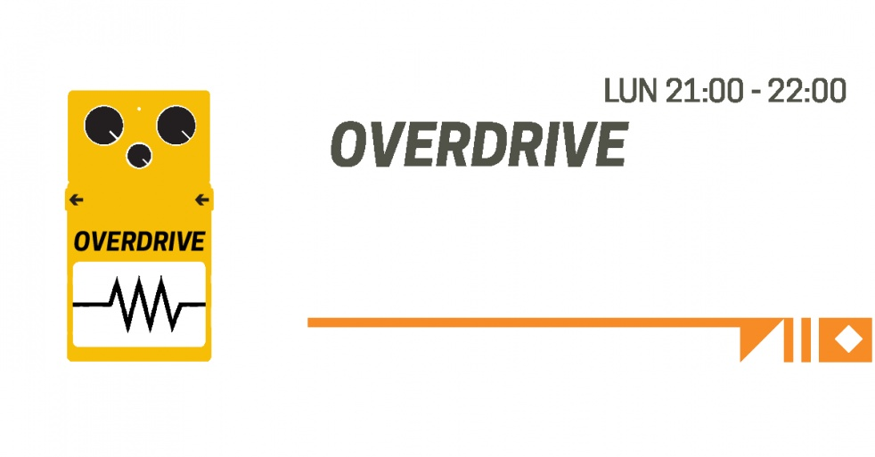 Overdrive - Cover Image