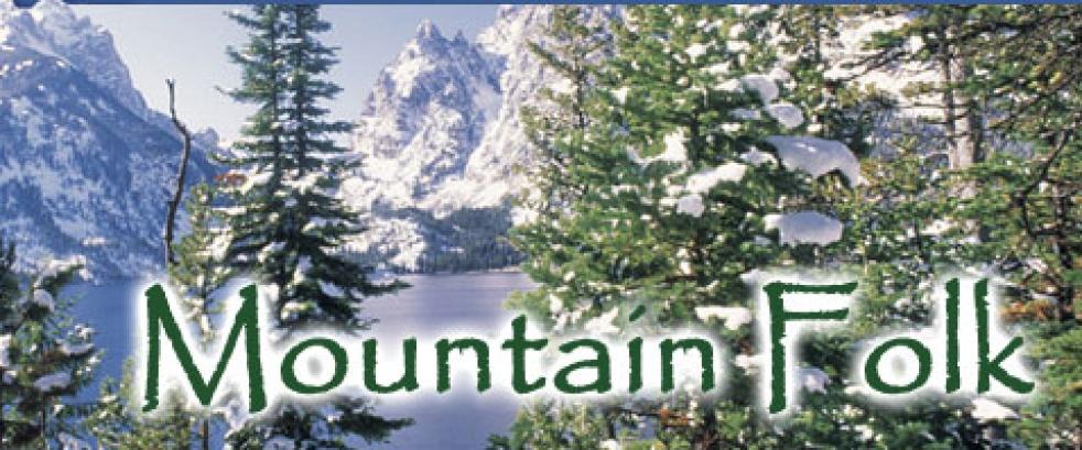Mountain Folk - immagine di copertina dello show
